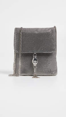 Whiting & Davis Jeanne Cross Body Bag