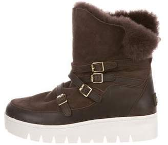 Australia Luxe Collective Currie Shearling Boots