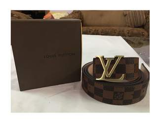 737d1059bf77 at Amazon Canada · Louis Vuitton Belt Gold Buckle with Box - CHRISTMAS SALE
