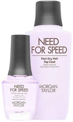 Morgan & Taylor Morgan Taylor need for speed top coat professional kit, 1 Count