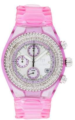 Blumarine Technodiamond TM Watch