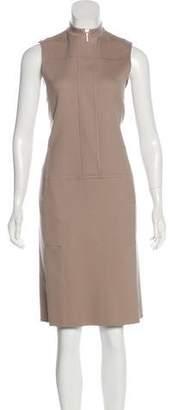 Calvin Klein Collection Wool-Blend Casual Dress