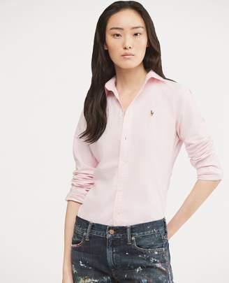 Ralph Lauren Slim Fit Cotton Oxford Shirt