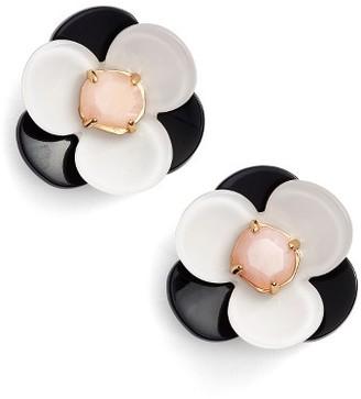 Women's Kate Spade New York Pick A Posy Stud Earrings $78 thestylecure.com
