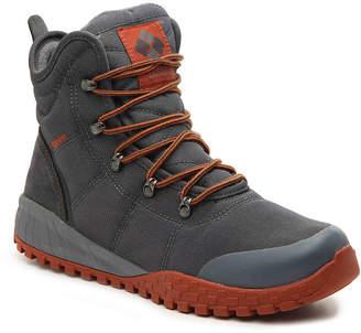 Columbia Fairbanks Snow Boot - Men's