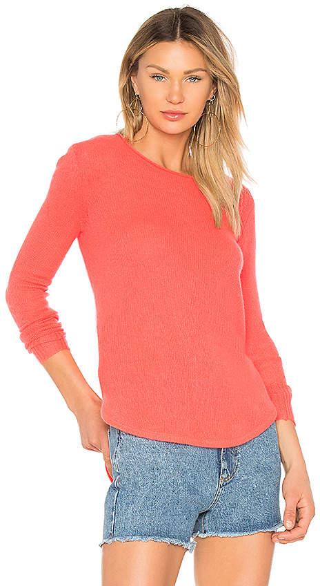 Featherweight Shirttail Sweater