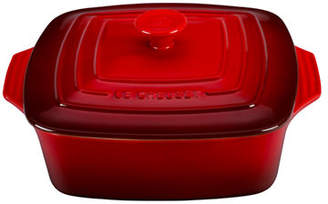 Le Creuset Square Casserole with Lid
