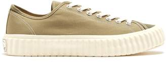 Excelsior Skid low-top canvas trainers
