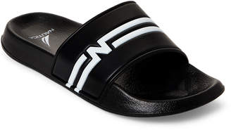 Nautica Black Kingston Slide Sandals