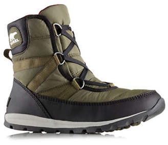 Sorel Whitney Lace-Up Boots