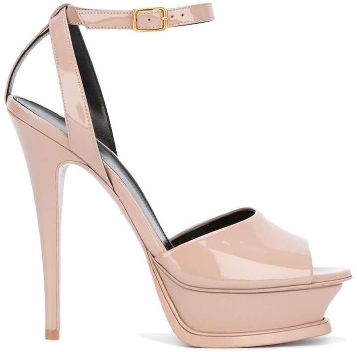 Saint Laurent platform sandals