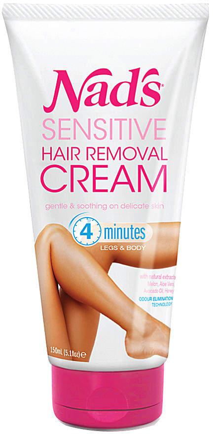 Nad's Sensitive Skin Hair Removal Cream