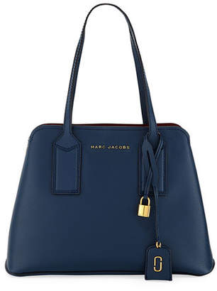 Marc Jacobs The Editor Large Pebbled Leather Tote Bag