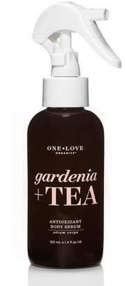 One Love Organics Gardenia + Tea Antioxidant Body Serum, 120ml