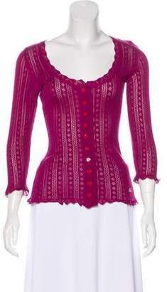 Dolce & Gabbana Lightweight Knit Cardigan