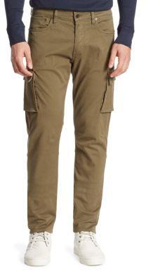 Polo Ralph LaurenPolo Ralph Lauren Slim Denim Cargo Pants