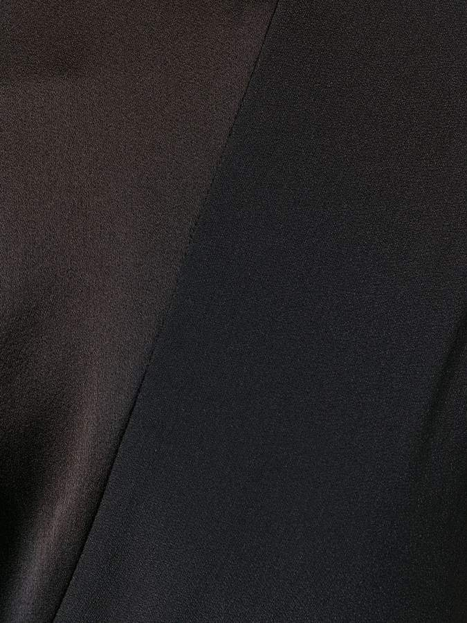 Jil Sander panelled sleeveless dress