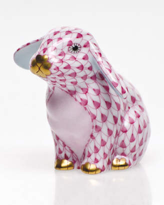 Herend SITTING LOP EAR BUNNY