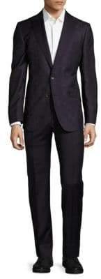 Robert Graham Peak Lapel Tuxedo Suit