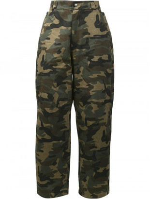 Hood By Air camouflage print trousers $360 thestylecure.com