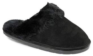 Lamo Lady's Faux Fur Scuff Slipper