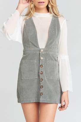 Show Me Your Mumu Connelly Overall Dress