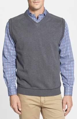 Cutter & Buck Broadview V-Neck Sweater Vest