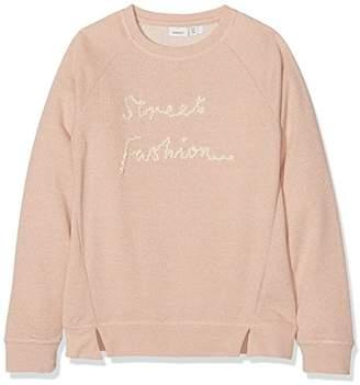 Name It Girl's Nkfihunky Unb SWE Sweatshirt,(Manufacturer Size: -140)
