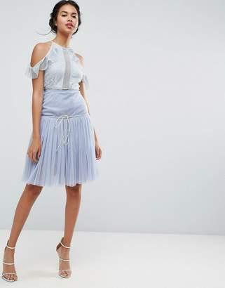 Asos Design Tulle Prom Skirt