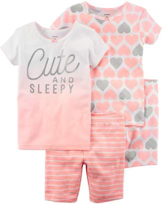 59746486164a Orange Girls  Pajamas - ShopStyle