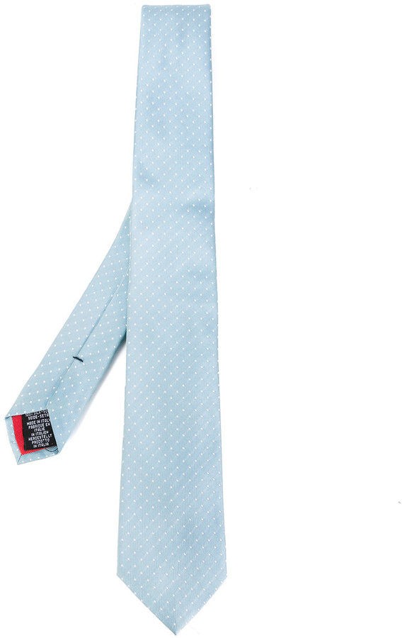 Paul Smith Paul Smith polka dots pattern tie