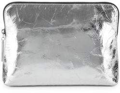 3.1 Phillip Lim Zippered Leather Mini Cosmetic Bag