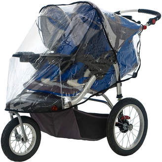 Asstd National Brand InStep Deluxe WeatherShield for Double Swivel Wheel Stroller