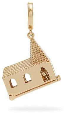 Annoushka - X The Vampires Wife God In The House Charm - Womens - Yellow Gold