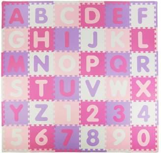 Tadpoles 36-pc. ABC Playmat Set