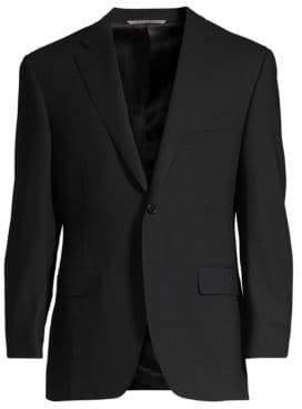 Canali Basic Wool Jacket