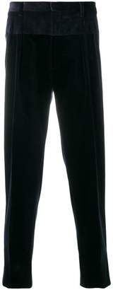 Gabriele Pasini corded tailored trousers