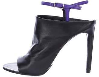 Balenciaga Glove Ankle Strap Sandals w/ Tags