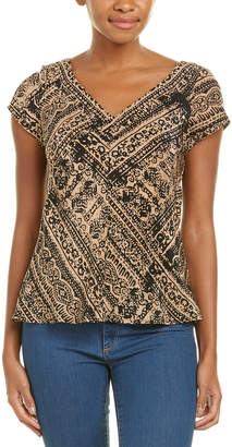 Nanette Lepore Easy Now Silk Top