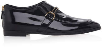 Stella McCartney Patent Faux-leather Loafers