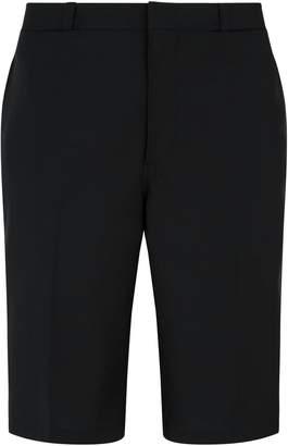 Burberry Wool-Mohair Bermuda Shorts