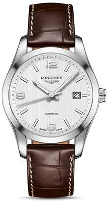 Longines Conquest Classic Watch, 40mm $2,000 thestylecure.com
