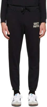 Wacko Maria Black Cropped Lounge Pants