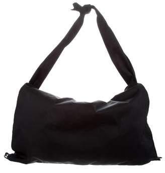 Issey Miyake Oversize Messenger Bag