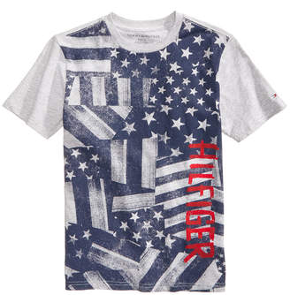Tommy Hilfiger Little Boys Graphic-Print T-Shirt