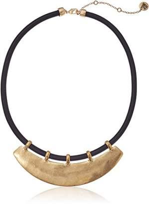 The Sak Metal Bib Necklace
