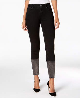 INC International Concepts I.n.c. Dip-Dye Skinny Jeans, Created for Macy's
