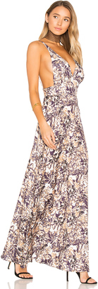 House of Harlow x REVOLVE Celena Maxi $218 thestylecure.com
