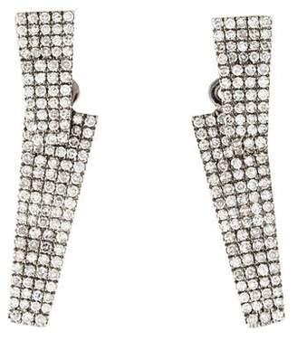 Graziela 14K Diamond Hot Shot Earrings