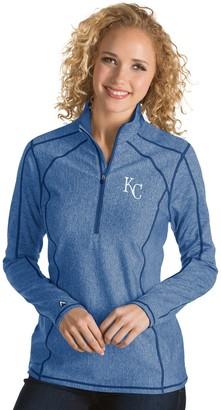 Antigua Women's Kansas City Royals Tempo Pullover